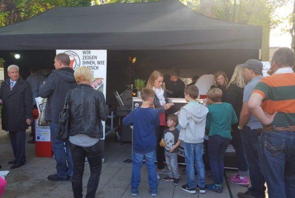 DER FILETSHOP auf dem Street Food Markt Holzwickede